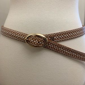 BCBGeneration Belt Gold Hardware